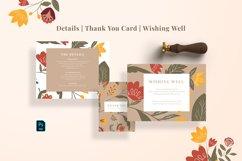 Leaf & Floral Wedding Suite Product Image 6
