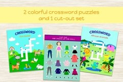 Busy Book for Girls - A4 size, printable JPG / EPS / AI Product Image 5