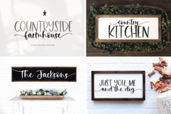 Farmhouse Font Bundle - Handwritten Fonts for Crafters! Product Image 2