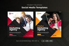 Instagram Post Banner, Business Social Media Banner template Product Image 1