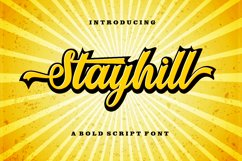 Stayhill Product Image 1