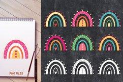 Rainbow love - Valentine Illustrations Product Image 1