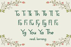 Lorjuk Font Product Image 5