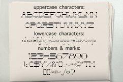 NewspaperSlab Serif font Product Image 3