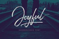 Joyful Script Product Image 1