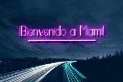 Miami Vibes Art Deco Sans Font Product Image 2