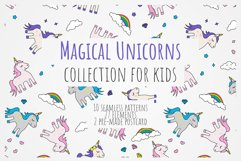Magical Unicorns Collection Product Image 1