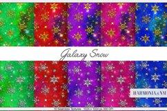 Galaxy Snow 10 Textures Harmonia NM Product Image 1