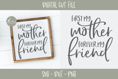 Mother's Day Bundle - 8 Designs - SVG, DXF & PNG Product Image 5