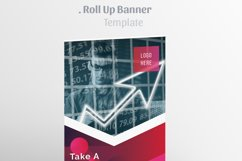 Modern Roll Up Banner Template Product Image 5