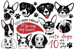 Cute Dogs Graphic Pack Product Image 1