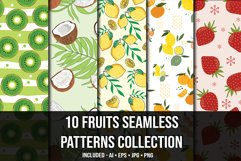 All in One Unique Seamless Patterns Collection Product Image 22