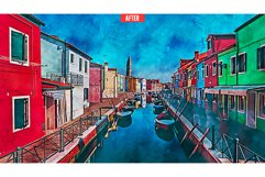 Artistic Painting Photoshop Action Product Image 8