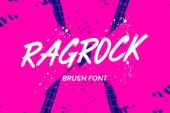 Ragrock Brush Font Product Image 1