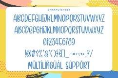 Friendstar - Handdrwan Font Product Image 4
