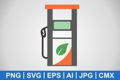 Vector Gas Icon Product Image 1