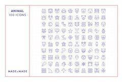 Line Icons - Animals Product Image 6