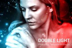 Double Light Photoshop Mock-ups Product Image 1