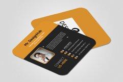 Mini Square Social Cards  Product Image 1