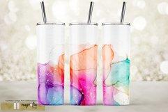 20 oz tumbler bundle alcohol ink tumbler background bundle Product Image 2
