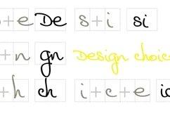 Cedi Typeface layout 6