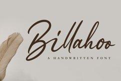 Billahoo - Elegant Font Product Image 1