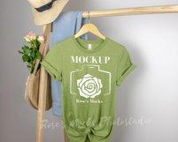 Bella Canvas 3001 Mockup Bundle - Tshirt Mockup Bundle Product Image 5
