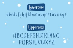 Cuttie - a cute typeface Product Image 2