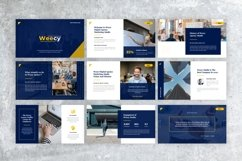 Weecy - Business Keynote Presentation Templates Product Image 5