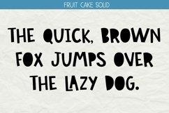 Fruit Cake Handwritten Font Product Image 4