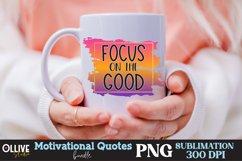 Motivational Quotes Sublimation Bundle, Motivational PNG Product Image 3