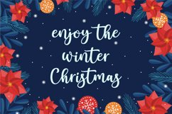 Winter Christmas Product Image 2