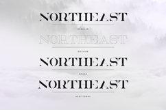 NorthEast - 4 serif fonts Product Image 2