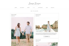 Wix Photography Website Template Product Image 4