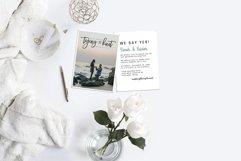 Photo Wedding Invitation Product Image 3