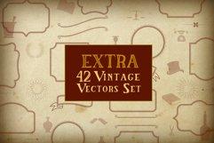 The Salvator - Vintage Font Set Product Image 6
