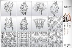 Japanese Demon Fox Product Image 6