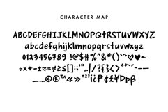 Label - A Clean Handwritten Font Product Image 2
