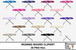 Ironing Board Clipart Product Image 3