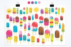Popsicles  graphics and illustrations Product Image 2