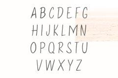 Eadfrith Handwirtten Sans Serif Font Product Image 5