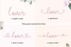 Lovers Script Product Image 2