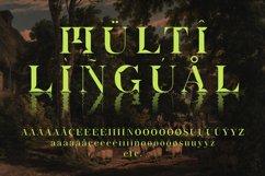 ACTU Typeface Product Image 6