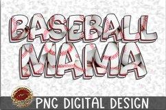 Sublimation Baseball Mama Product Image 1