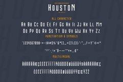 Houston Font Family Product Image 4