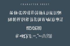 Speechless in Winter | Handwritten Font Product Image 2