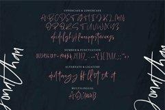 Web Font Gabriel - Handwritten Font Product Image 4