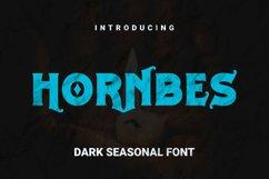Hornbes Font Product Image 1