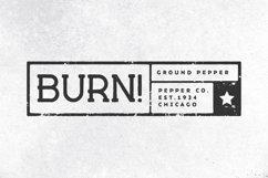 Kohm - Vintage Font Product Image 4