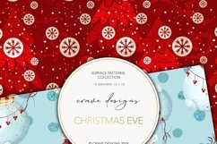 Christmas Eve Patterns Product Image 6